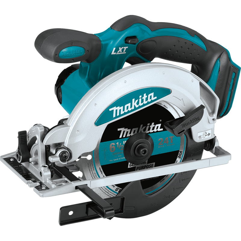 "18V LXT® Lithium‑Ion Cordless 6‑1/2"" Circular Saw, Tool Only (Pack of 2)"