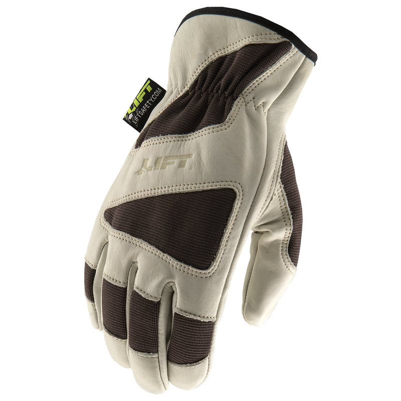 Lift Safety G8M-18SS - 8 SECONDS Multi Gloves (Lthr/Mesh)(Case of 11 Pairs)