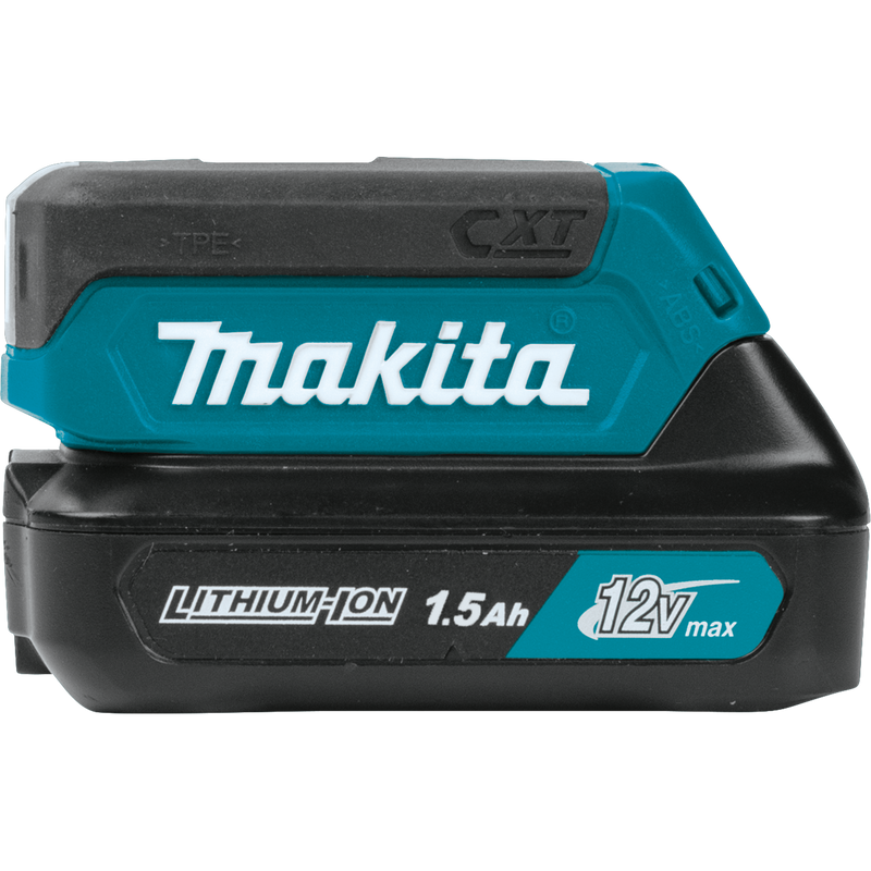 12V max CXT® Lithium‑Ion Cordless 3‑Pc. Combo Kit (1.5Ah)