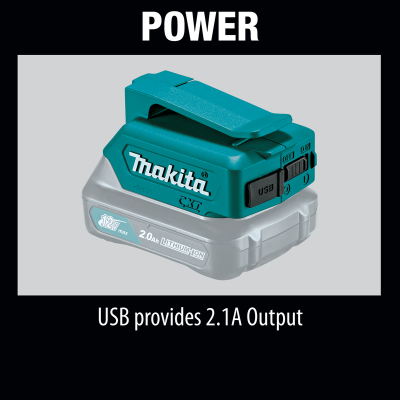 12V max CXT® Lithium‑Ion Cordless Power Source, Power Source Only (Case of 20 Pcs)