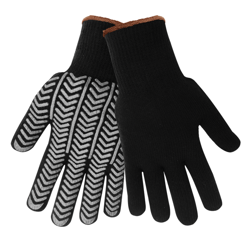 Global Glove S687 Heavyweight Acrylic Loop Terry Cloth Gloves (Case of 144 Pairs)