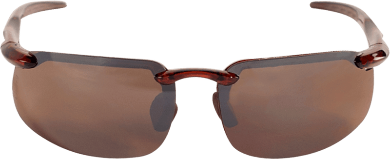 Brown Flash Mirror Lens, Crystal Brown Frame Safety Glasses BH10711 (144 Each/Case)