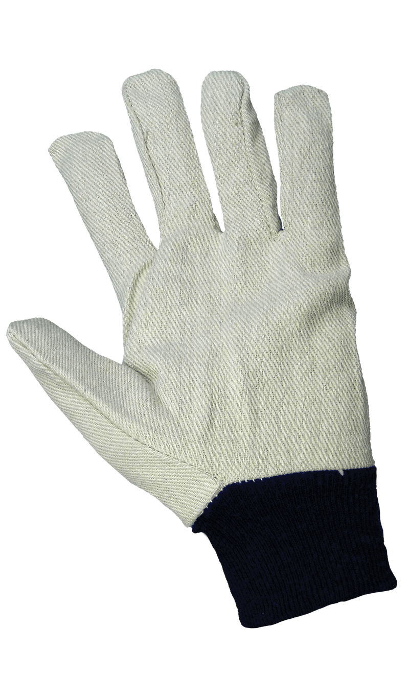 Global Glove C110 Clute Cut 10 oz. Cotton Canvas Gloves for Men (Case of 300 Pairs)