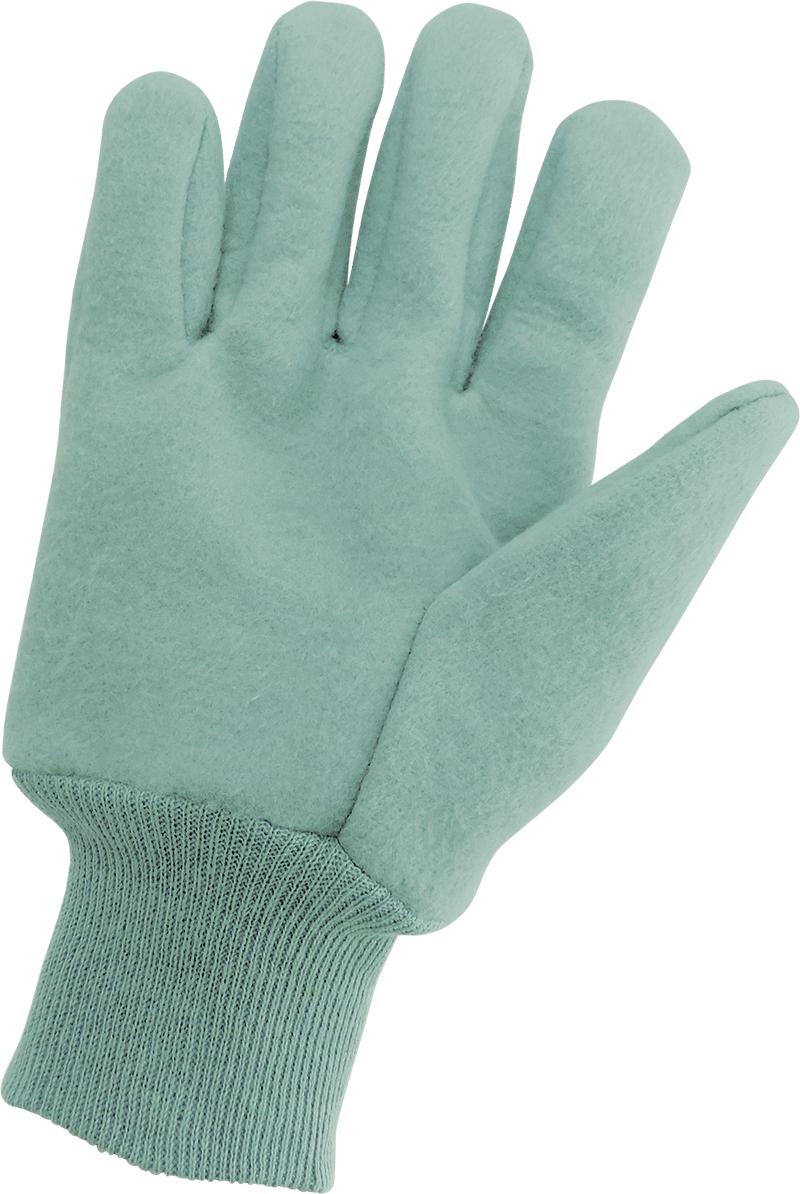 Premium 18-Ounce Heavyweight Cotton Chore Gloves - C18G (Pack of 6)