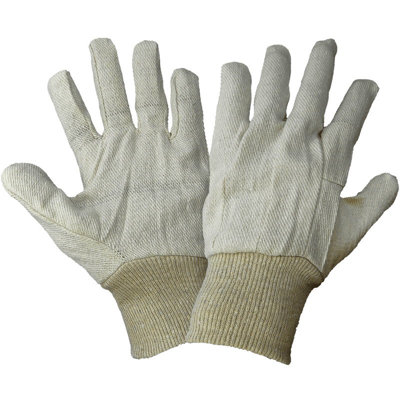 Global Glove C80 Cotton Canvas Gloves (Pack of 25)