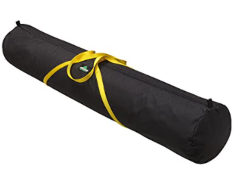 Peakworks Durable, Polyester, Fall Protection Confined Space Tripod Carrying Bag, Black with Yellow Handles, Large