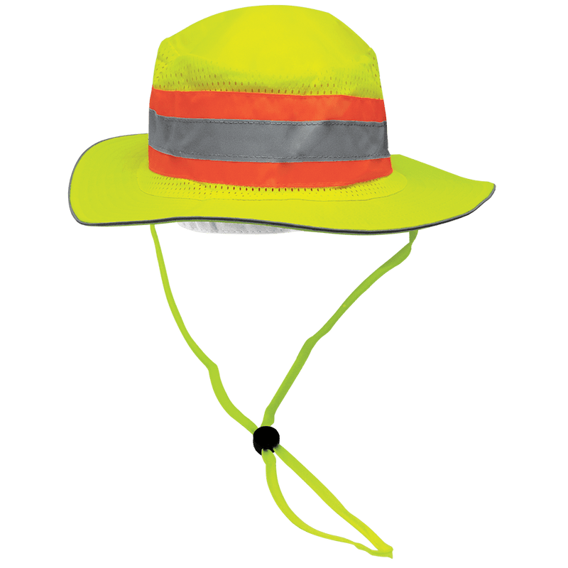 HV High-Visibility Ranger Style Hat - GLO-H2 (50 Each / Case)