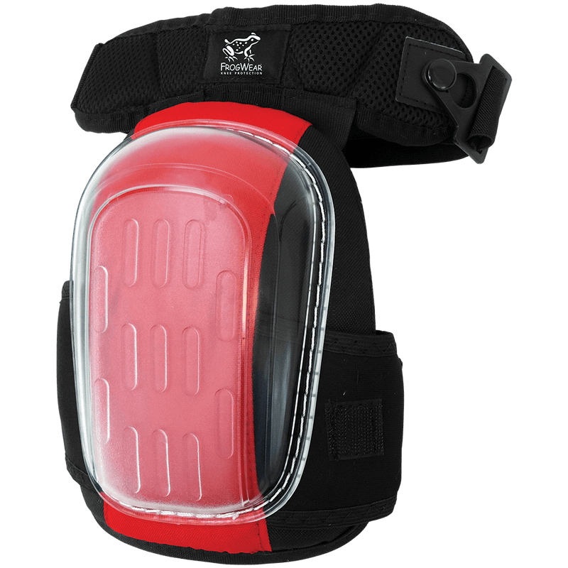 Global Glove KP311G Knee Protection Non-Marring Knee Pads (25 Pair/Case)