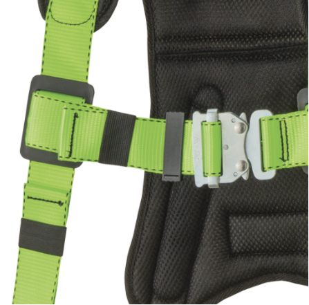 PeakPro Harness - 3D - Class AP - Stab Lock Chest Buckle(Case Of 5 Pcs)