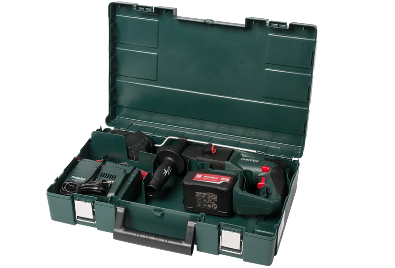 Metabo 626432000 Metaloc III Case Empty