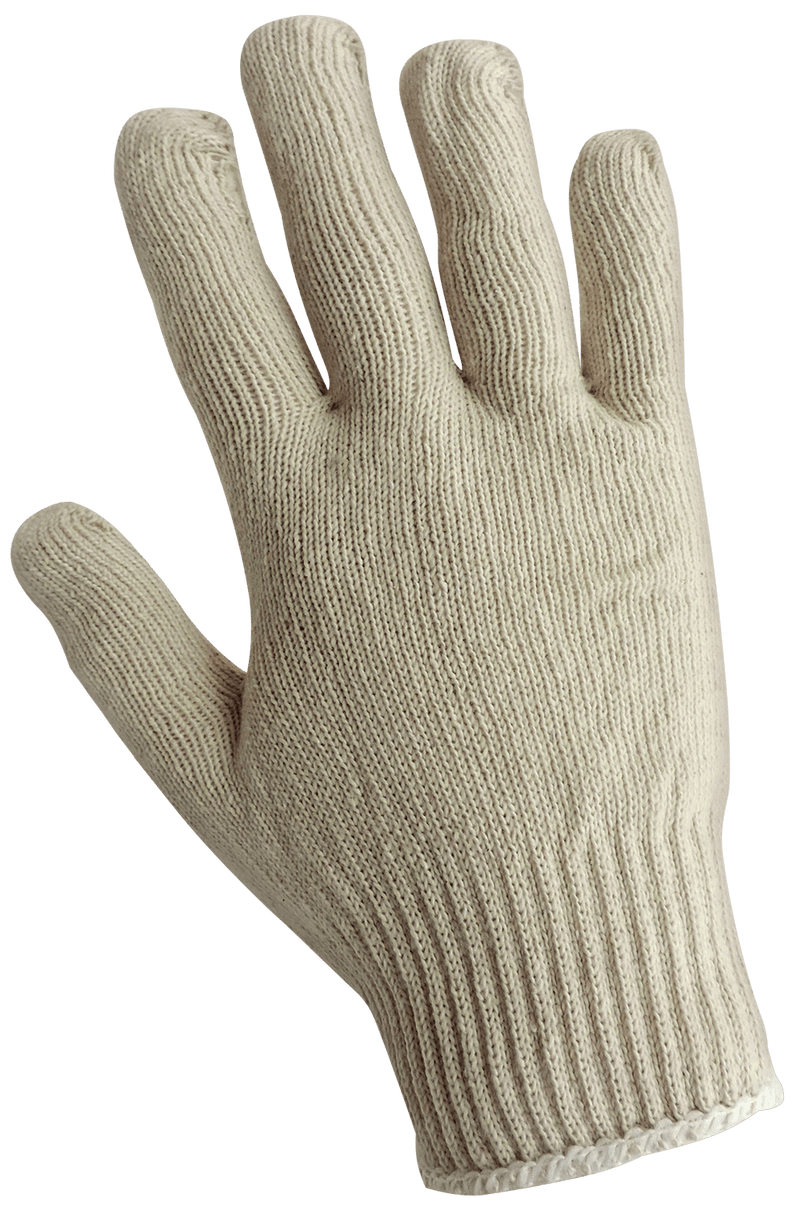 Global Glove S400 Economy String Knit Polyester/Cotton Gloves (Case of 300)