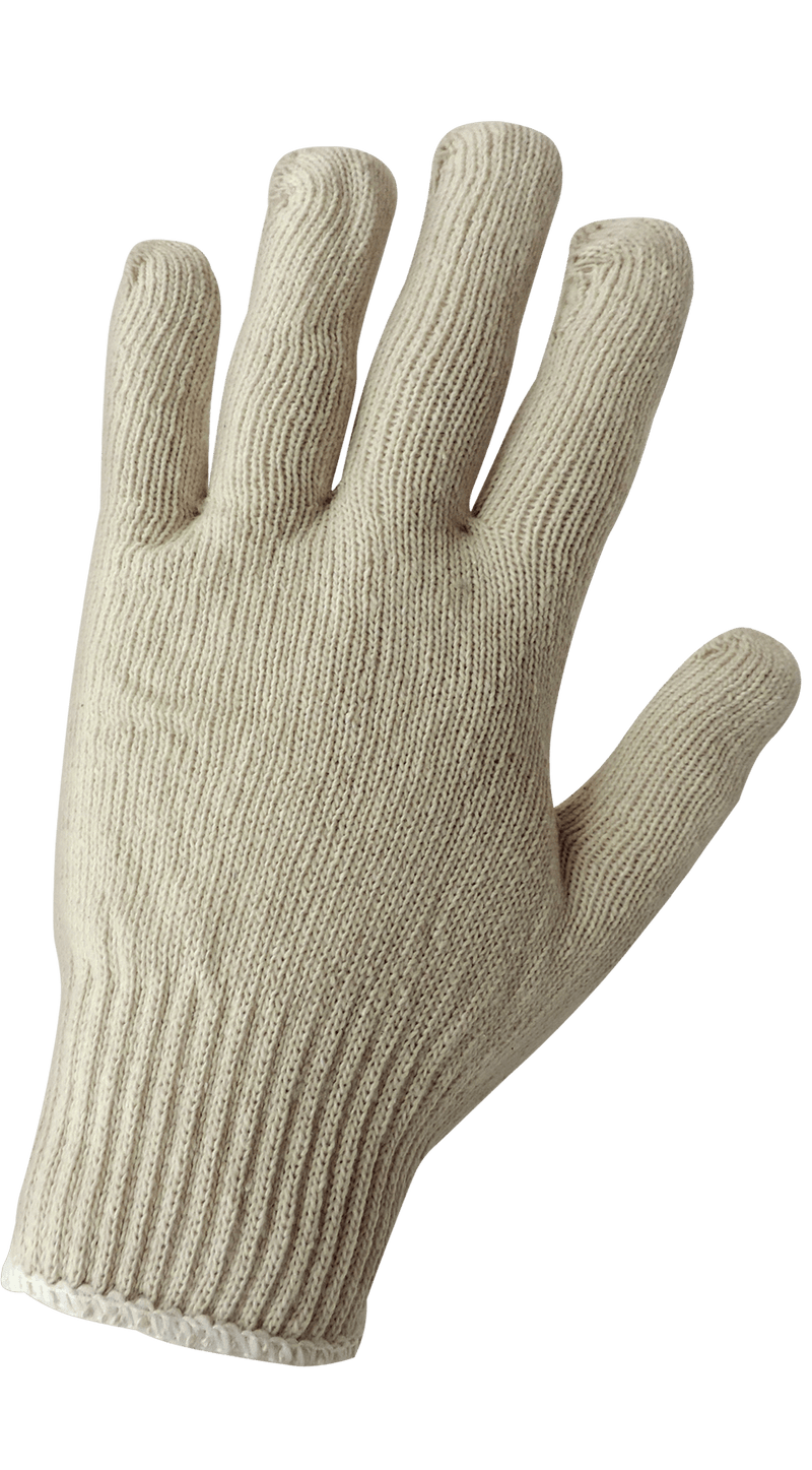 Global Glove S55 Standard Polyester/Cotton Gloves - Unisex (Pack of 25)