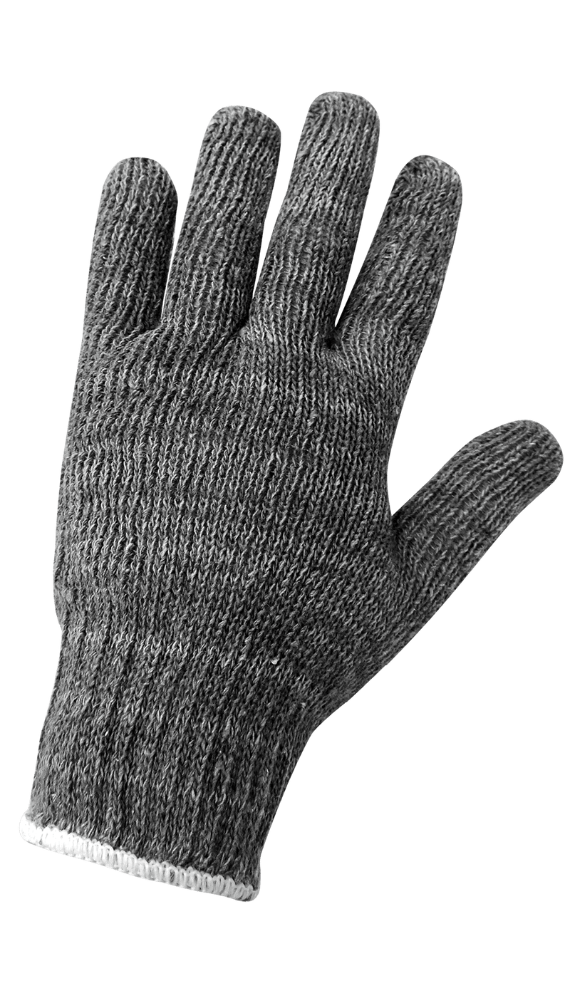 Global Glove S98G Heavy String Knit Polyester Cotton Gloves (Case of 300 Pairs)