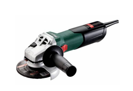 "5"" ANGLE GRINDER - 10,500 RPM - 8.5 AMP W/NON-LOCK PADDLE"