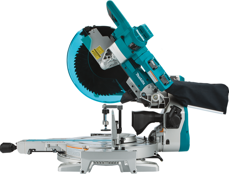"18V X2 (36V) LXT® Lithium‑Ion Brushless Cordless 12"" Dual‑Bevel Sliding Compound Miter Saw, AWS™ Capable and Laser, Tool Only"
