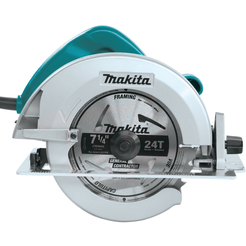 "7‑1/4"" Circular Saw, with Electric Brake (Pack of 2)"