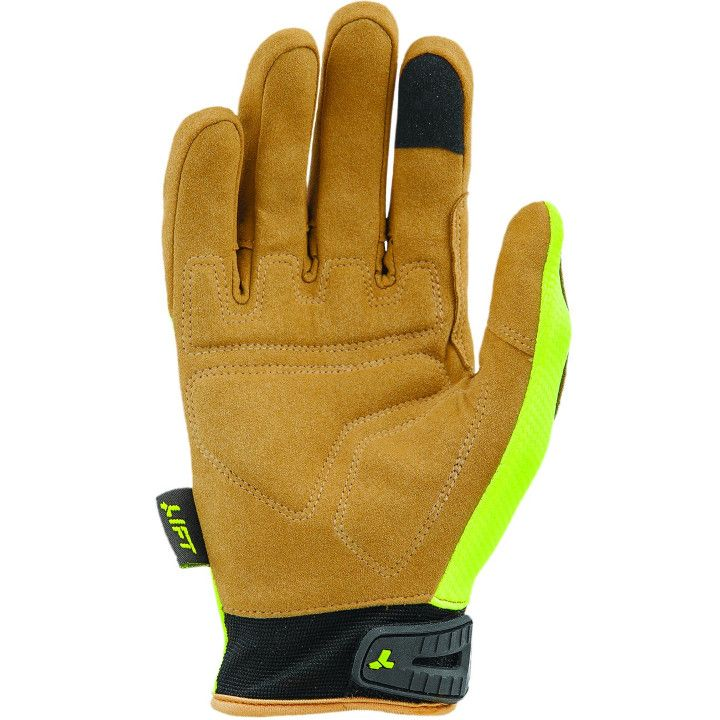Lift Safety GOW-17HVBRS - OPTION Winter Glove (Hi-Viz)- Thinsulate Lining(Case of 5 Pairs)