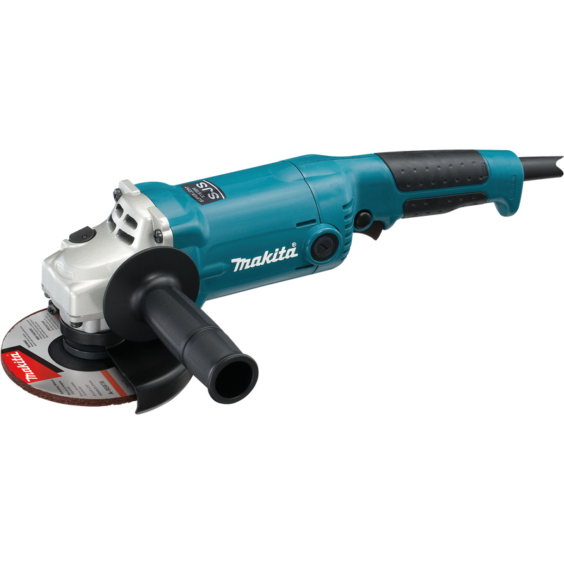 "Makita GA6020YX1 6"" SJS™ Cut‑Off/Angle Grinder, with AC/DC Switch (Pack of 4)"