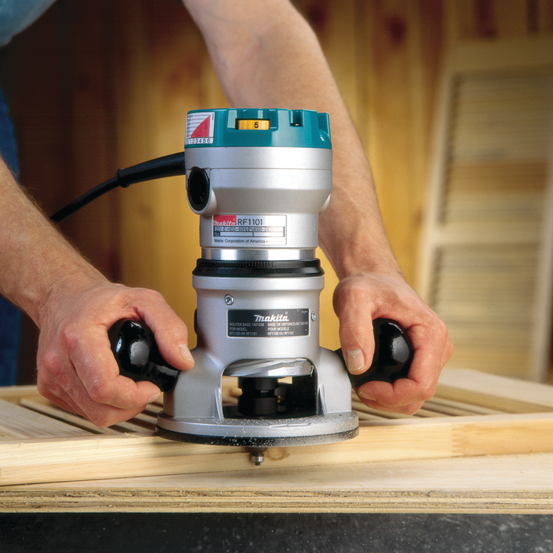 2‑1/4 HP* Router Kit, with Plunge Base (Pack of 2)