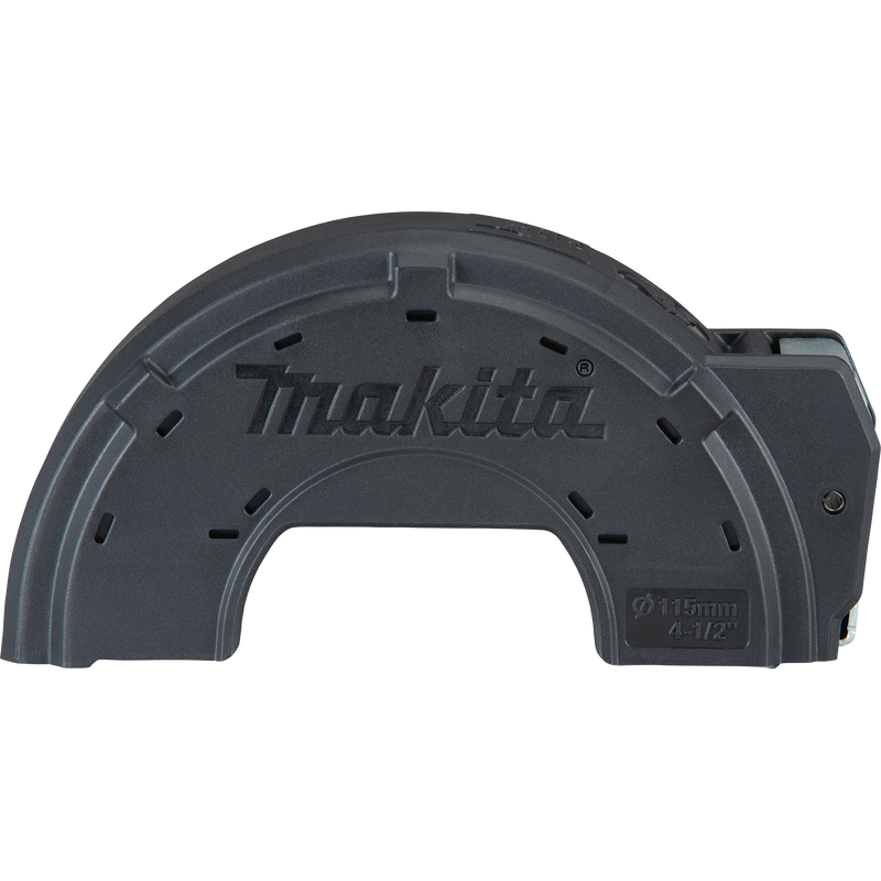 "Makita 199709-0 4‑1/2"" Clip‑On Cut‑Off Wheel Guard Cover (Pack of 3)"