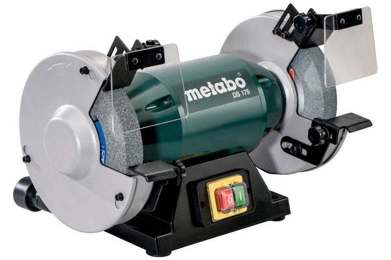 "Metabo 619175420 7"" Bench Grinder - 3,570 RPM - 3.7 Amp"