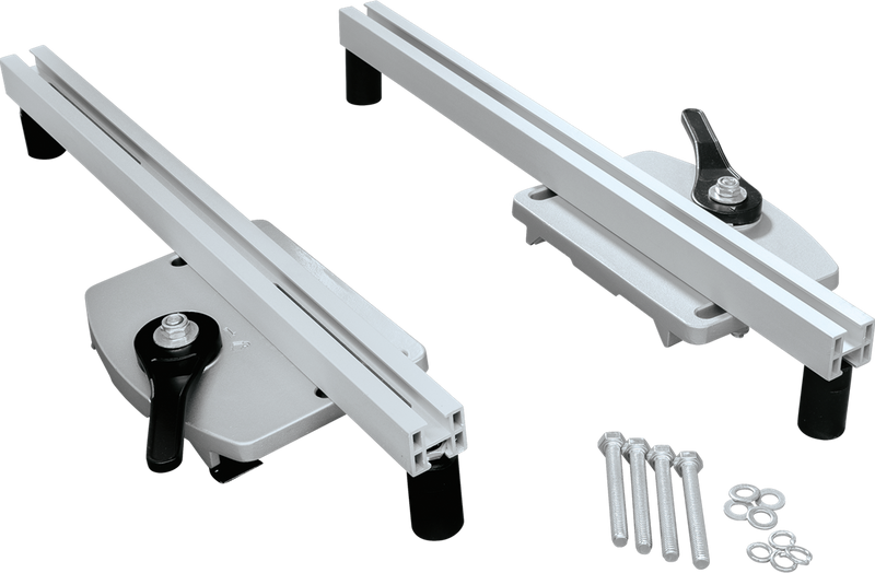 Miter Saw Stand Tool Mounting Brackets