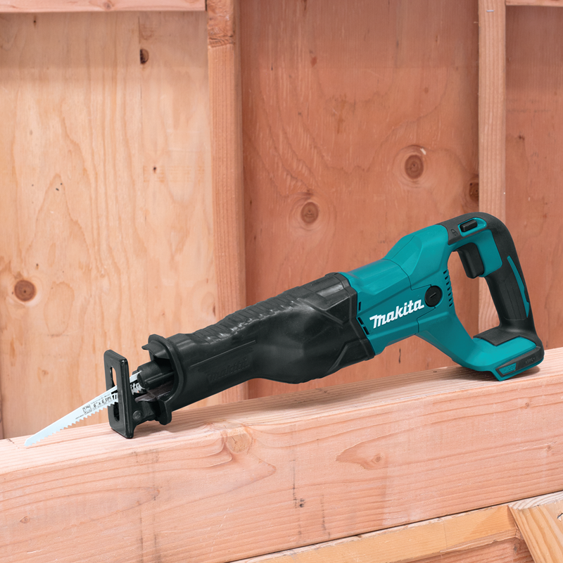 Makita XRJ04Z 18V LXT® Lithium‑Ion Cordless Recipro Saw, Tool Only (Pack of 5)