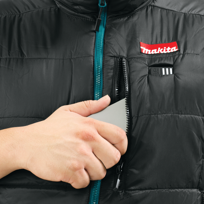 18V LXT® Lithium‑Ion Cordless Heated Vest, Vest Only (Black) (Pack of 10)
