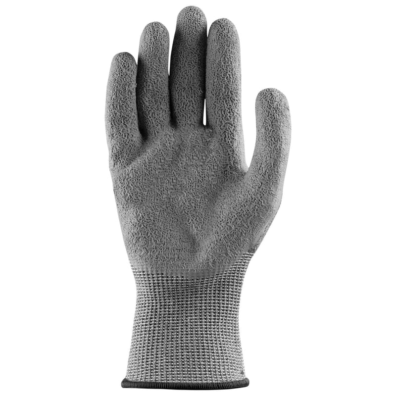 Lift Safety GCL-19KM - Lift Carbonwire A7 Latex Crinkle Gloves(Case of 12 Pairs)