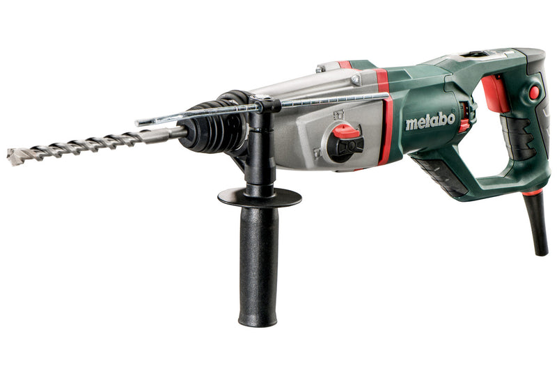 "Metabo 601109420 1"" SDS-Plus Rotary Hammer, 1,230 RPM, 5,400BPM, 2.3J, 7Amp"