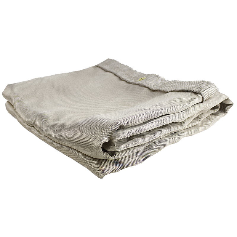 18 oz High-quality Fabric Silica Cloth Welding Blanket Tan - 6'X8'(Case Of 6 Pcs)