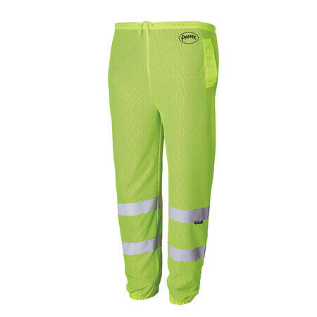 Pioneer Traffic All Mesh Pant, Green Case of 24 Pcs
