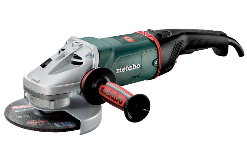 "W 24-180 MVT 15AMP 7"" CORDED ANGLE GRINDER WITH DEADMAN LOCK-OFF"