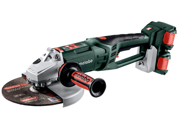 "36V 9""BRUSHLESS BRAKE ANGLE GRINDER BARE (USES 2 X 18V)"