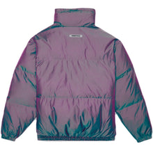 Load image into Gallery viewer, FEAR OF GOD ESSENTIALS Puffer Jacket Iridescent