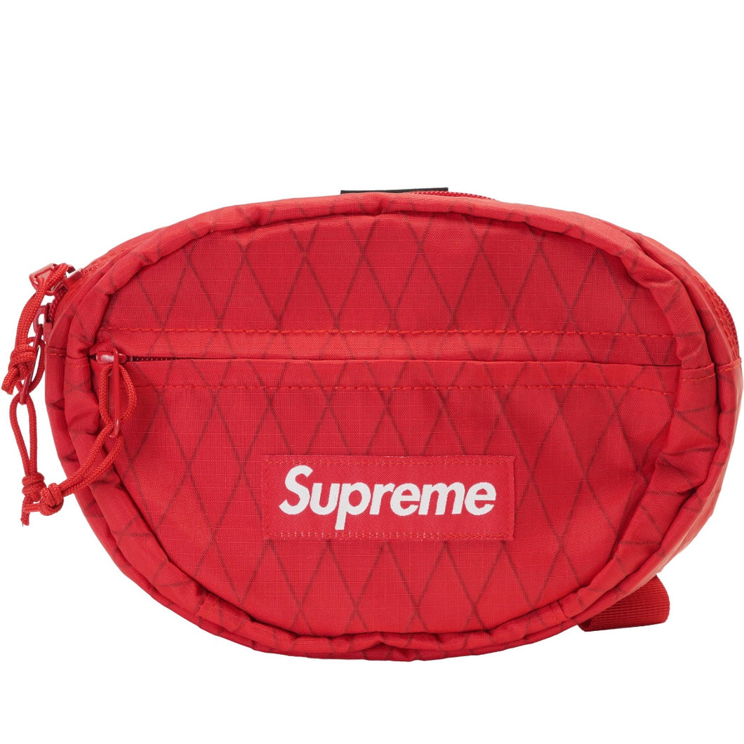Supreme Waist Bag (FW18) Red