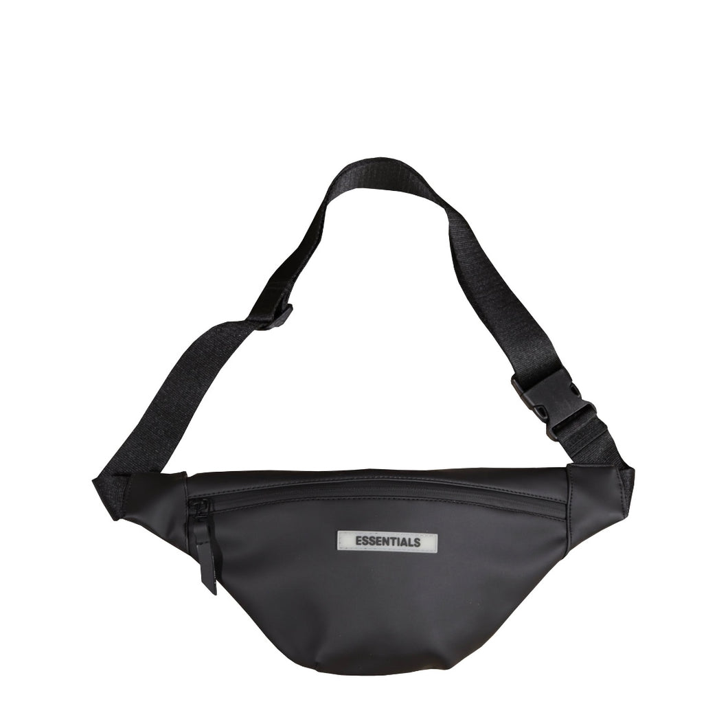 FEAR OF GOD ESSENTIALS Waterproof Sling Bag Black