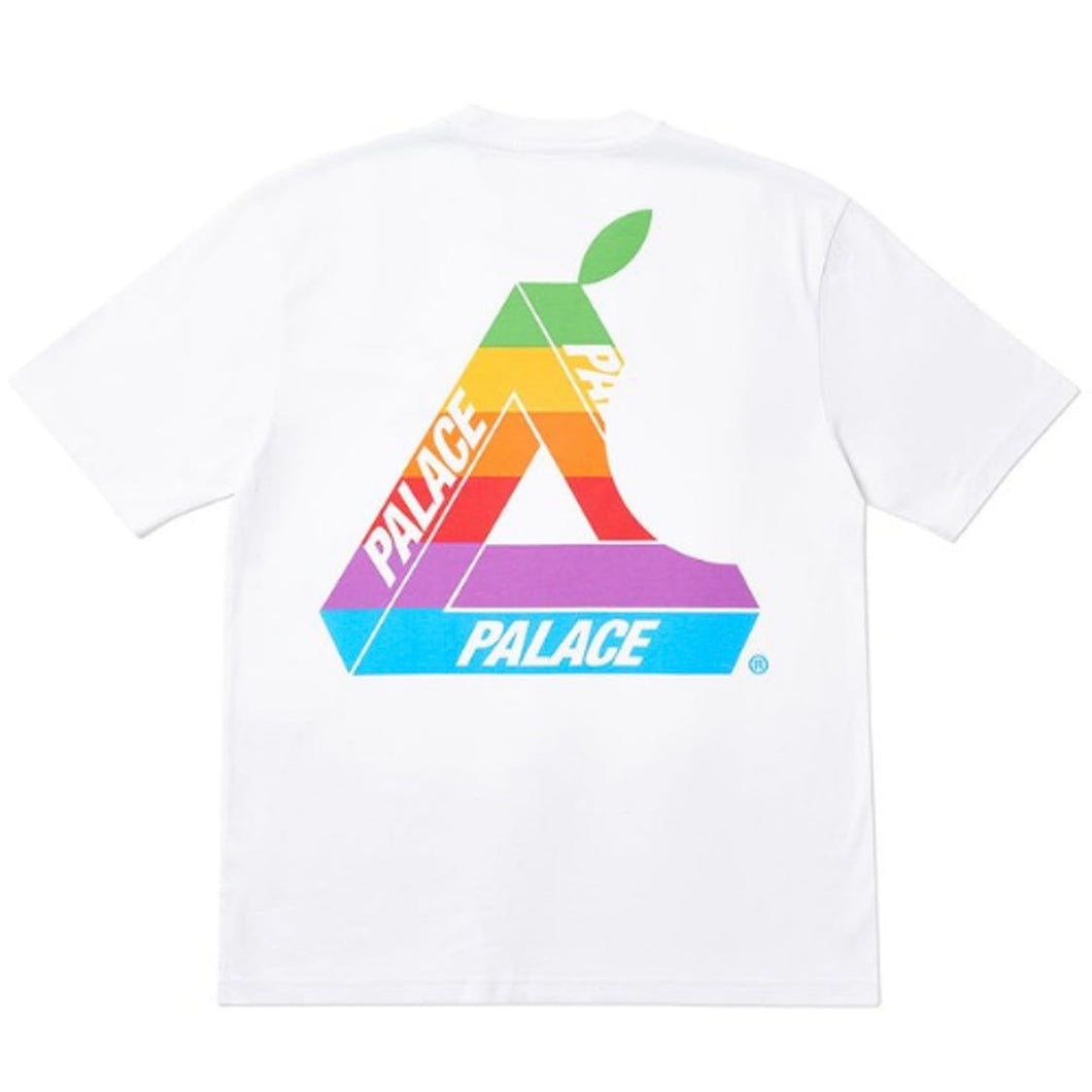 Palace Jobsworth T-Shirt White