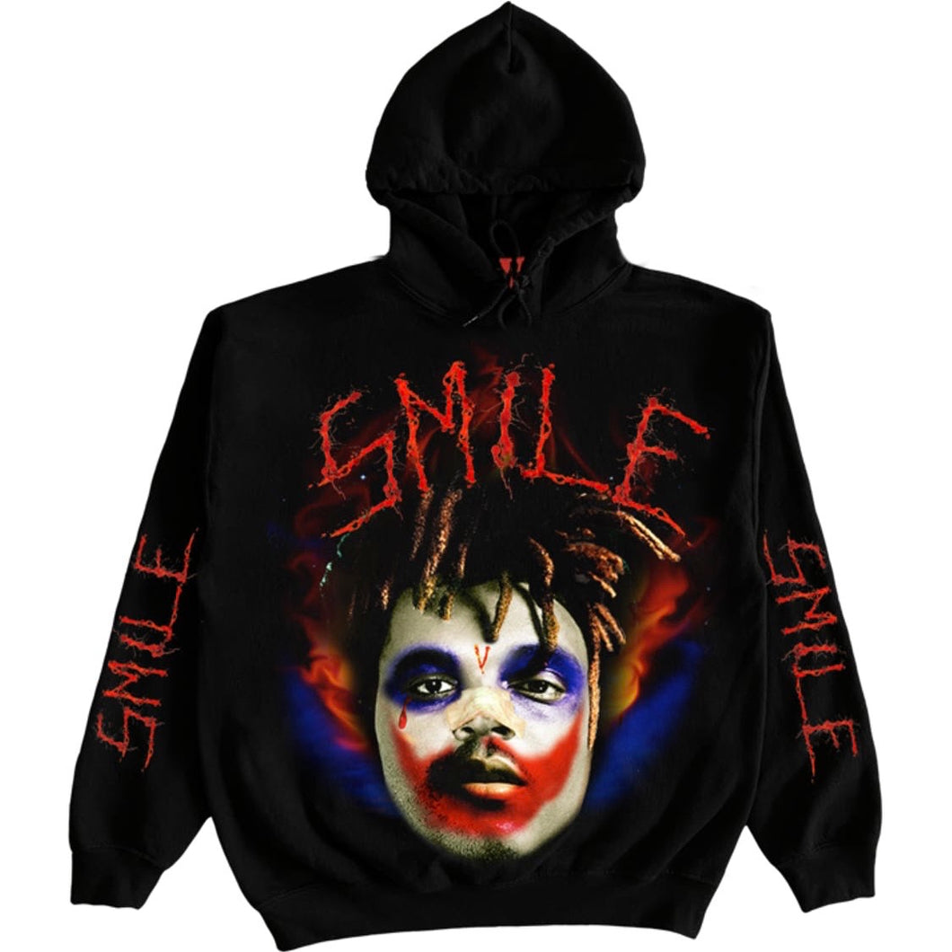Vlone juice world do joker hoodie