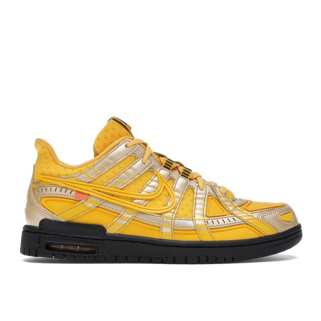 Nike air rubber dunk university Gold