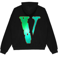 Load image into Gallery viewer, YoungBoy NBA x Vlone Sticks Hoodie Black