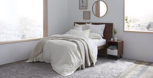100% Supima Cotton, 500 Thread Count Sateen Solid Duvet Cover