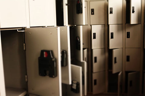 Storage & Lockers
