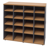 Pigeon Hole Adjustable Shelf