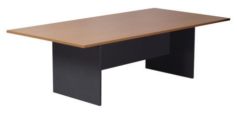 Ironstone Base Boardroom Table