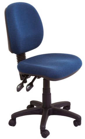 Multi-Coloured Ergonomic Medium Back Task Chair