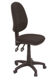 Multi-Coloured High Back Task Chair