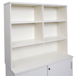 Worker's Hutch Bookshelf