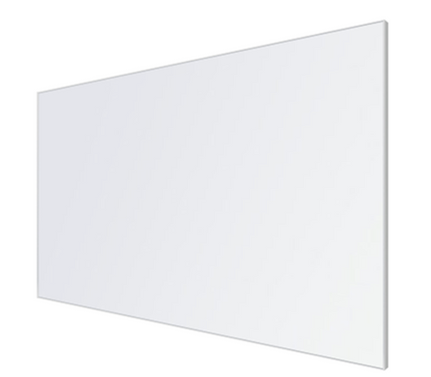LX8 Slim Edge Projection Porcelain Whiteboards