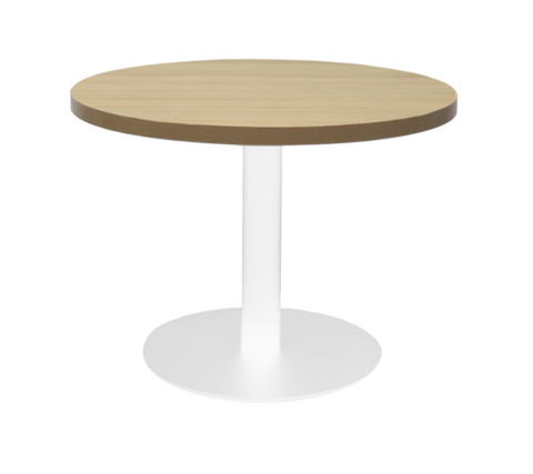 Round Melamine Coffee Table